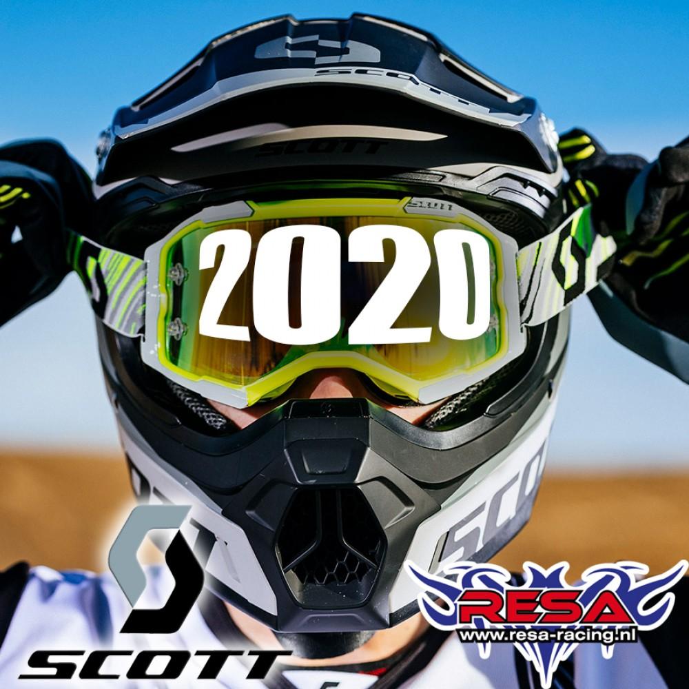 De nieuwe 2020 SCOTT Fury Goggle