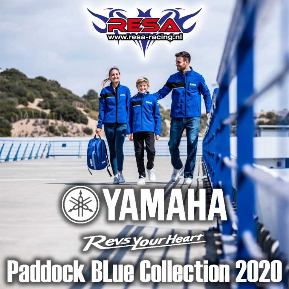 Yamaha Paddock Blue Collectie 2020