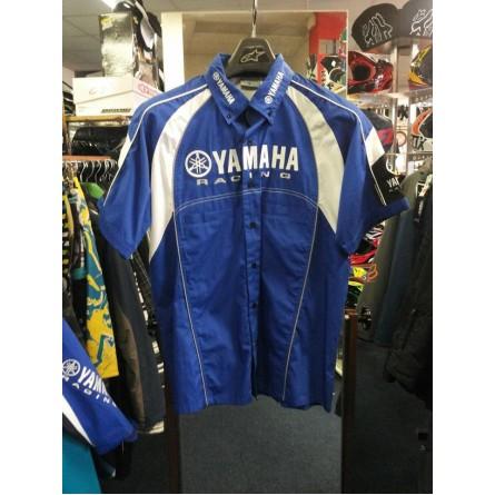 Yamaha | Paddock Blouse Blauw