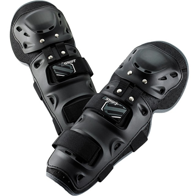 Enforcer Knee/Shin Guard Black