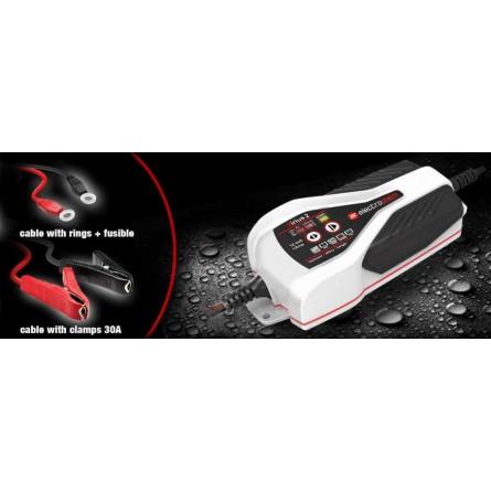 Electromem | Oplader / Battery Charger Sirius 2 12V