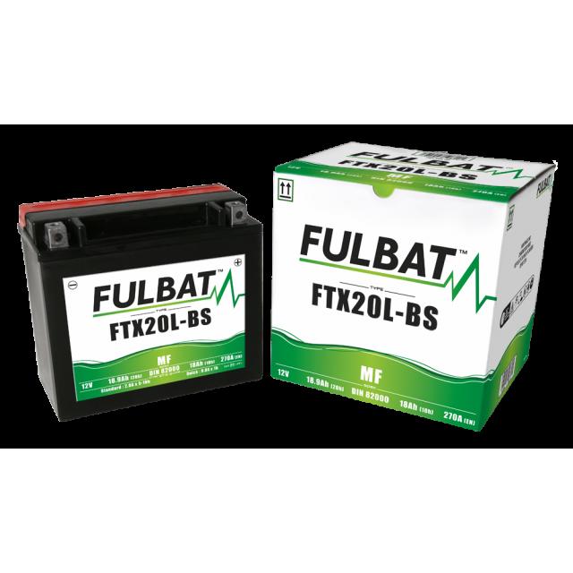 Fulbat | YTX20L-BS Accu