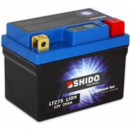 Shido | LTZ7S Lithium Accu