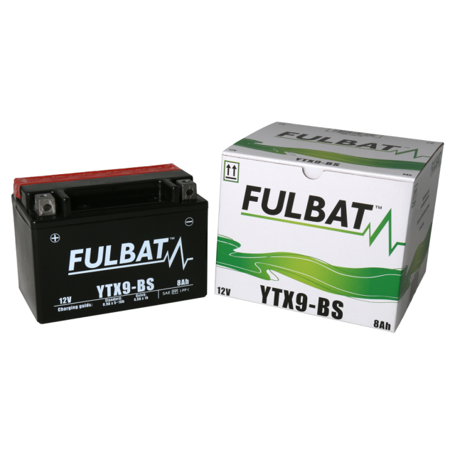 Fulbat | YTX9-BS Accu