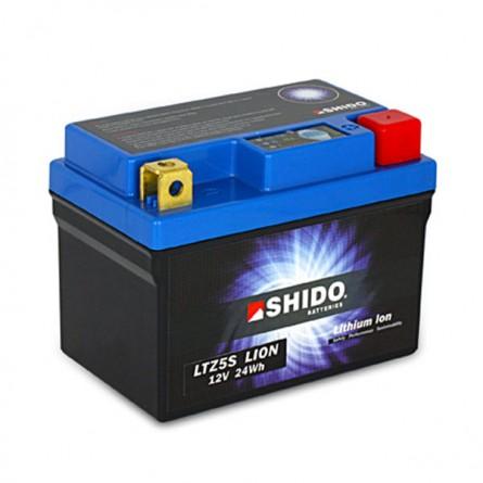 Shido | LTZ5S Lithium Accu