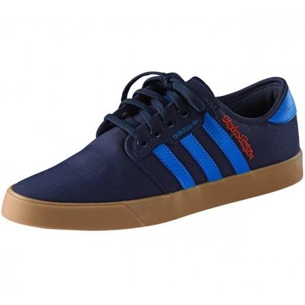 Adidas + Troy Lee | Limited Edition Sportschoen Lichtblauw