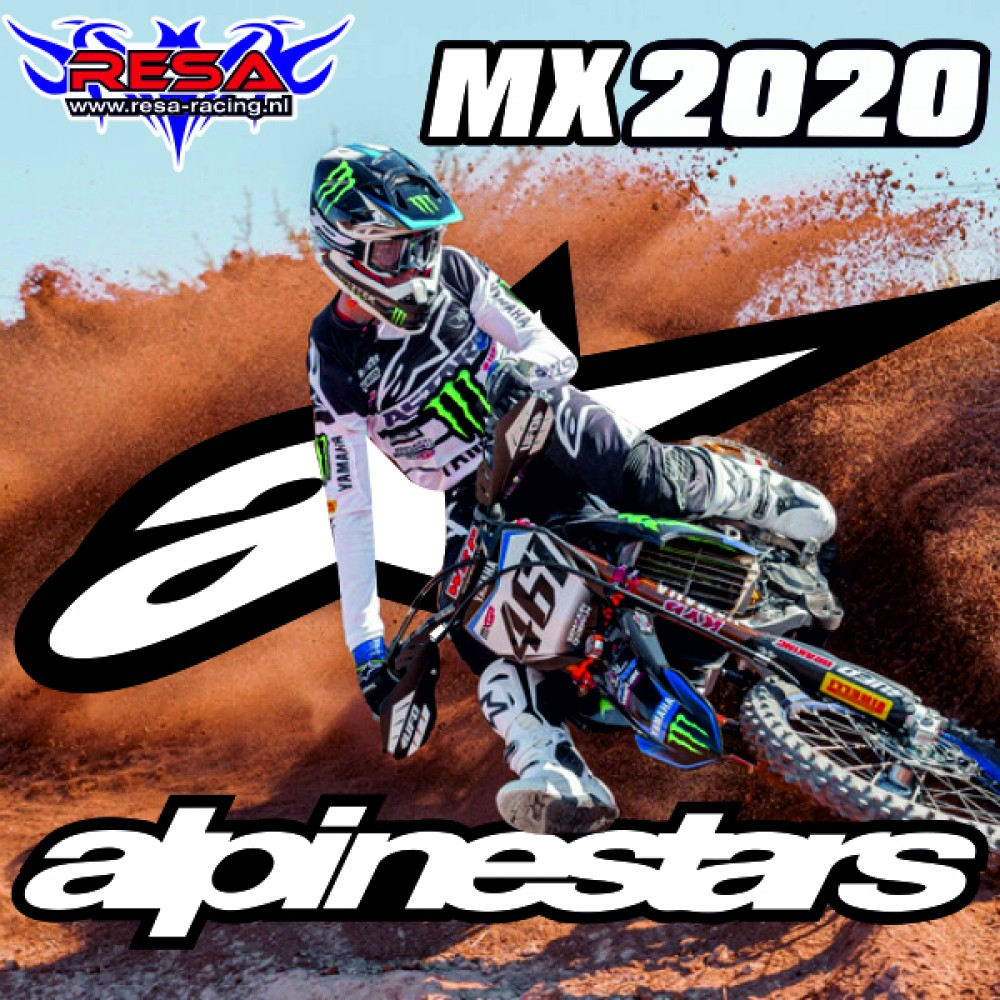 MX2020 Alpinestars collectie