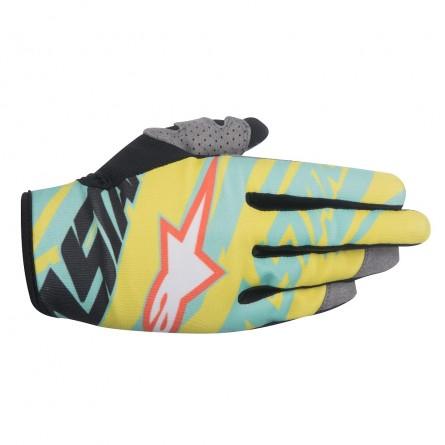 Alpinestars | Racer Tomac LE Crosshandschoenen Zwart / Lime