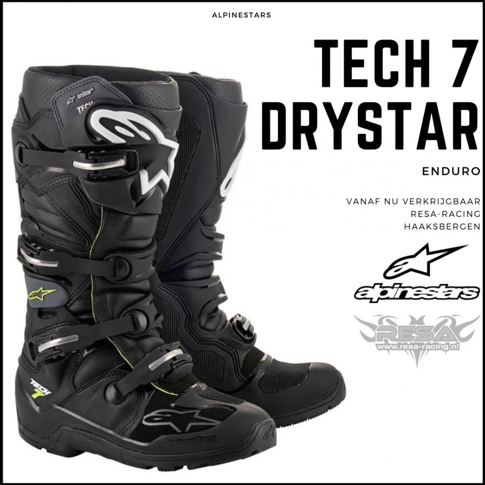 Nieuw! Alpinestars Tech 7 Enduro DRYSTAR