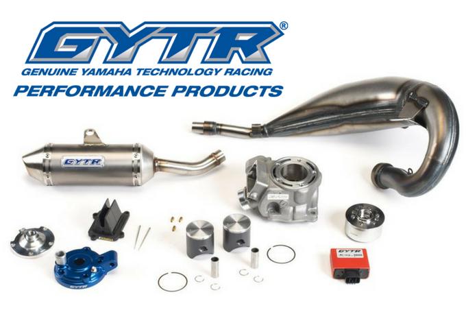 Yamaha GYTR Tuning en Styling