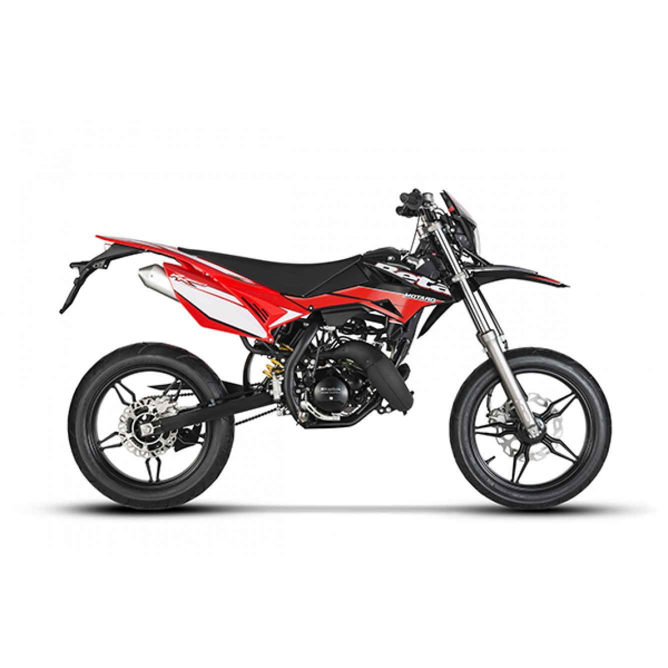 Beta Supermotard 50 Cc Brommer on 50cc motorcycle