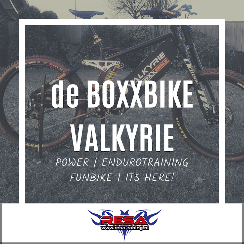 Boxxbike Valkyrie is here!