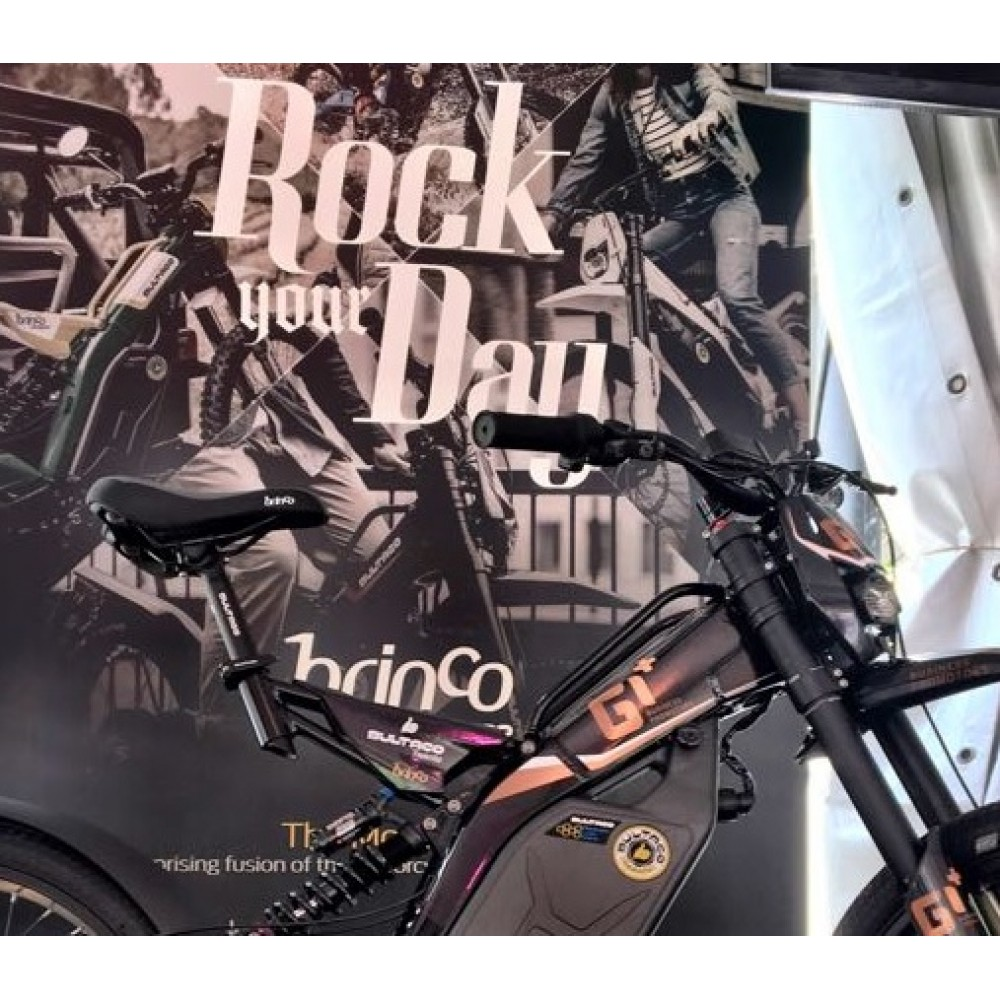 Brand Your Bike!