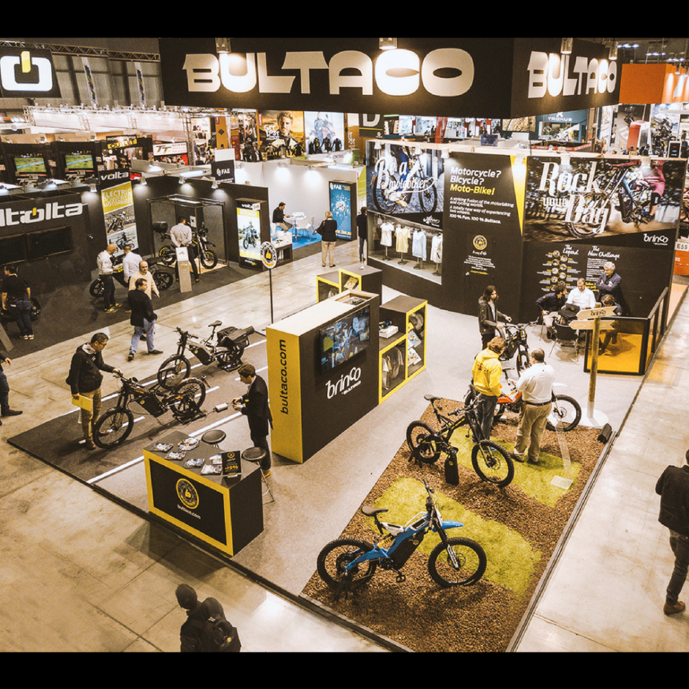 Bultaco EICMA 2018