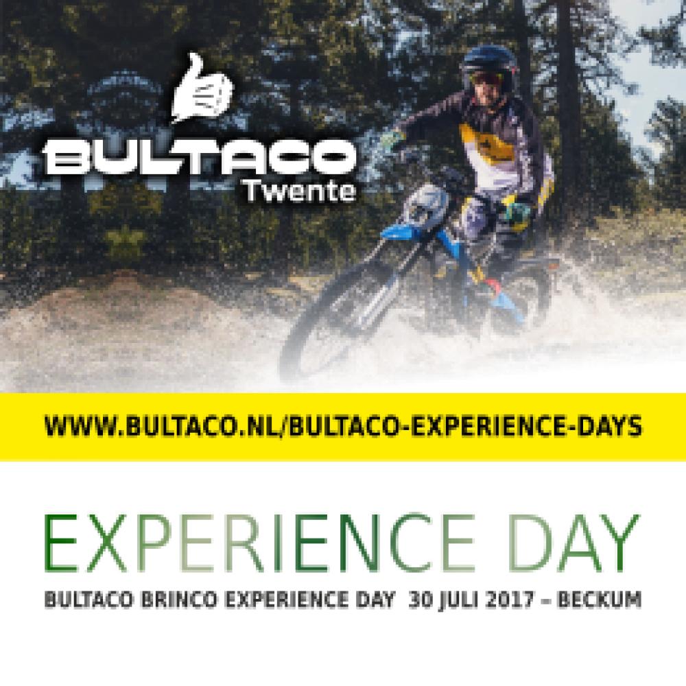 Bultaco Brinco Experience Day | MELD JE NU AAN!