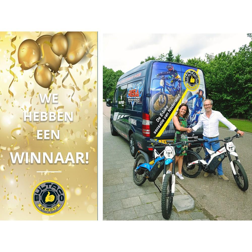 Winnaar Bultaco Week Experience
