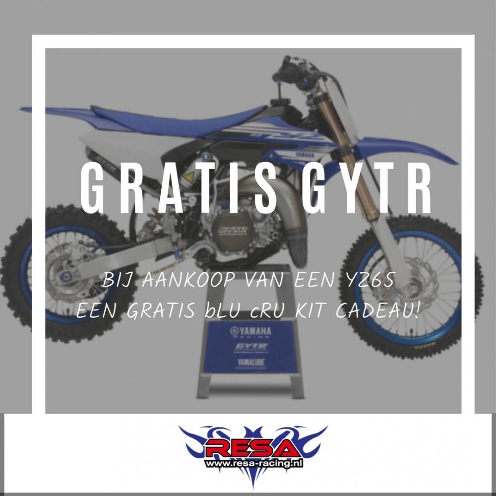 Yamaha YZ65 nu met GRATIS GYTR KIT!!