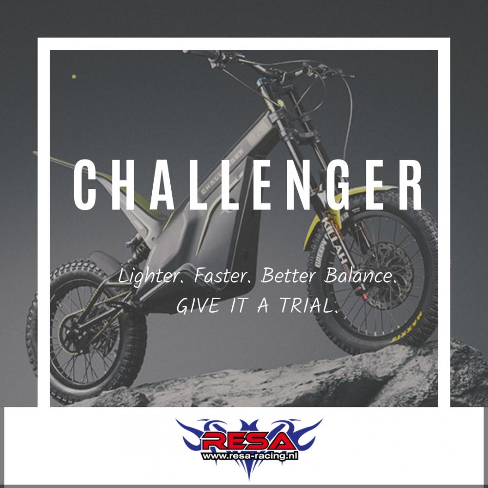 De nieuwe KUBERG Challenger