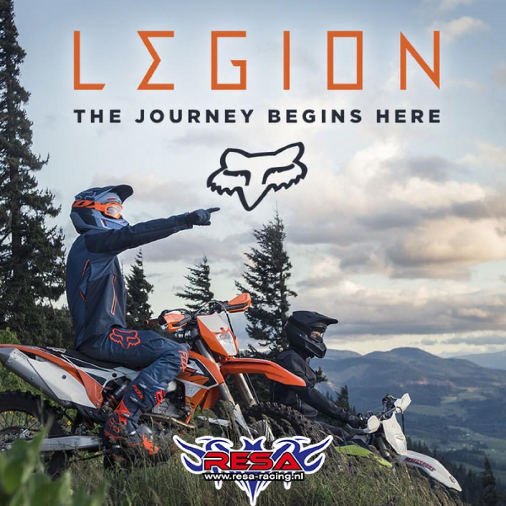 Nieuwe collectie Fox Legion Enduro bij Resa-Racing!