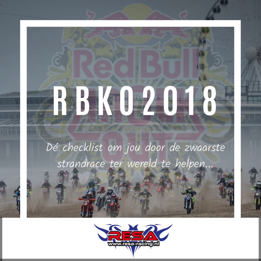 Red Bull Knock-out; Zand Zee en Crossen op het strand!