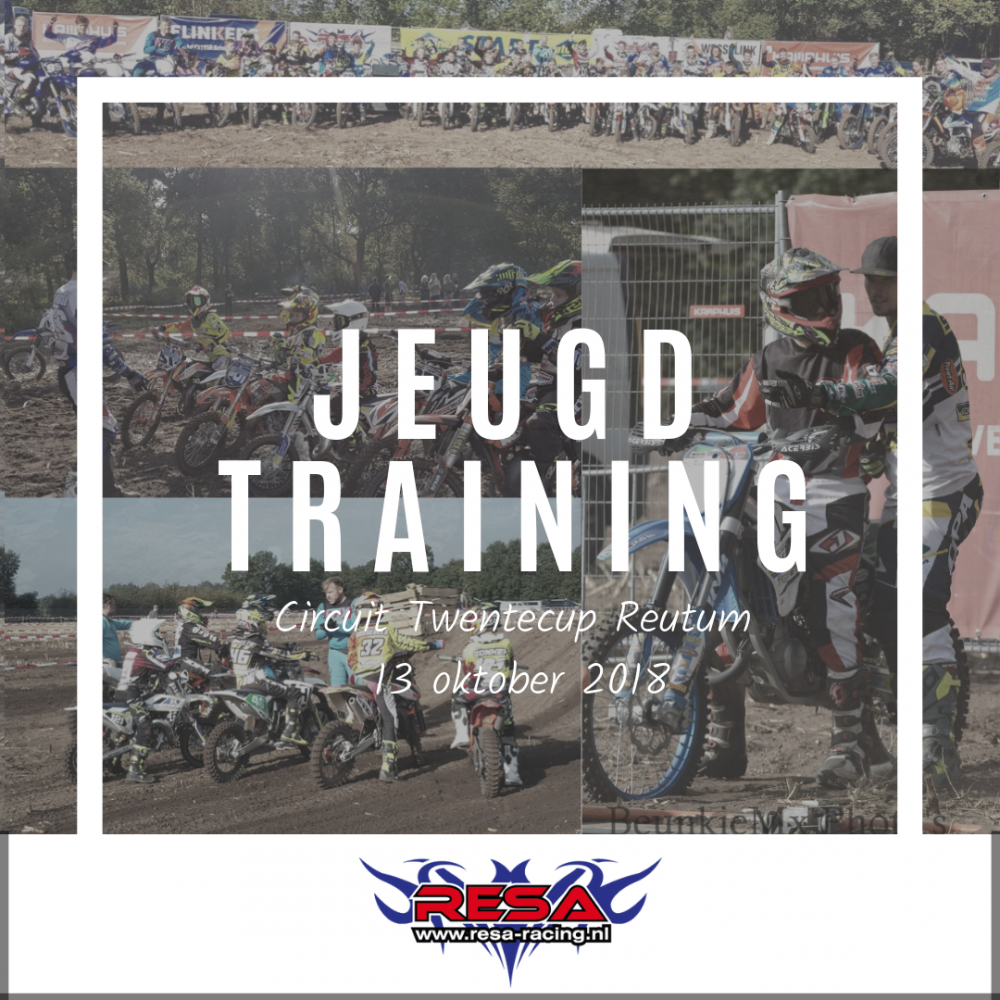 Resa-Racing Jeugd Trainingsdag Reutum 13 oktober
