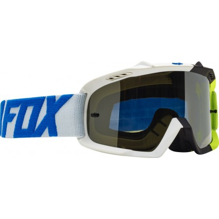 Fox | MX17 Jeugd Air Space CREO Crossbril Wit / Geel