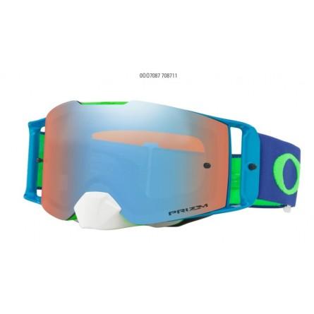 Oakley | Front Line Crossbril Fluo Groen / Blauw