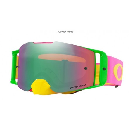 Oakley | Front Line Crossbril Fluo Roze / Geel