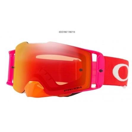 Oakley | Front Line Crossbril Pinned Race Oranje / Rood