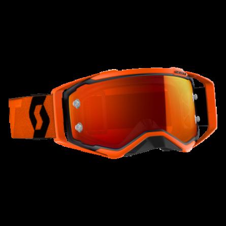 Scott | Prospect Crossbril Zwart / Fluor Oranje