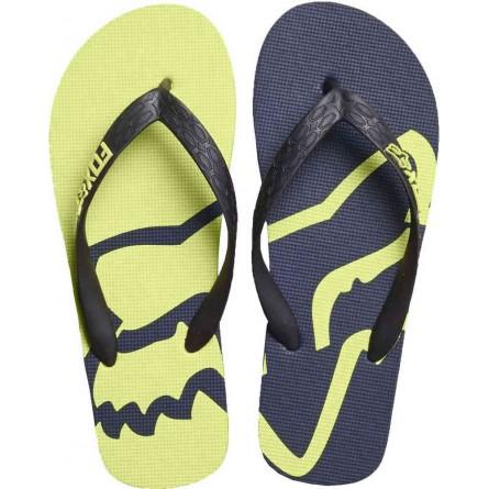Fox | Beached Slippers Groen / Blauw