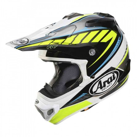 Arai | Crosshelm MX-V Rumble Geel