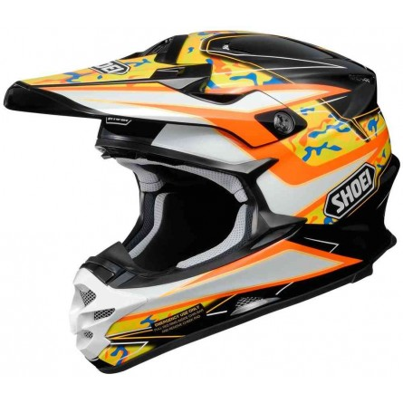 Shoei | Crosshelm vfx w
