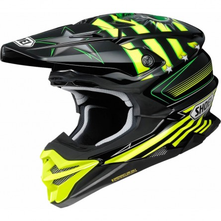 Shoei | Crosshelm vfx wr