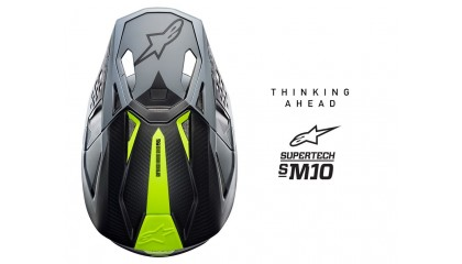 Supertech M-10 MX helm