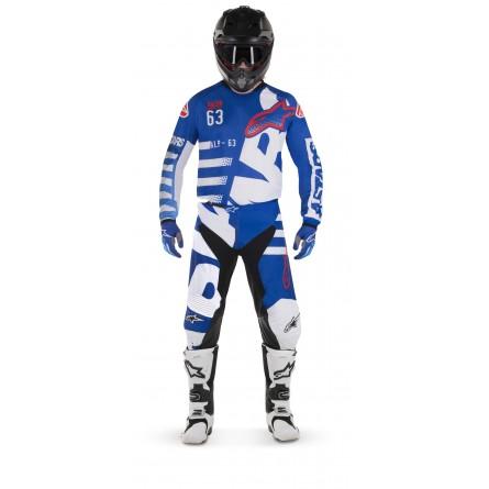 Alpinestars | MX18 Crosspak RACER BRAAP Blauw