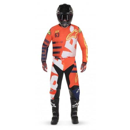 Alpinestars | MX18 Crosspak RACER BRAAP Oranje