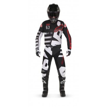 Alpinestars | MX18 Crosspak RACER BRAAP Zwart