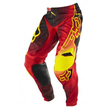 Fox | 360 Flight Crossbroek Rood / Geel