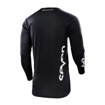Seven | Jeugd ANNEX Cross-shirt Zwart