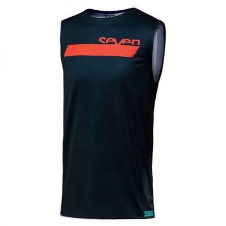 Seven | Zero NEO Overshirt Navy