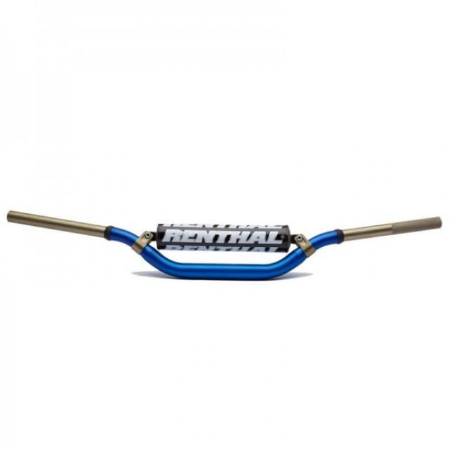 Renthal |Twinwall Factory stuur KTM/HVA Racer Blauw