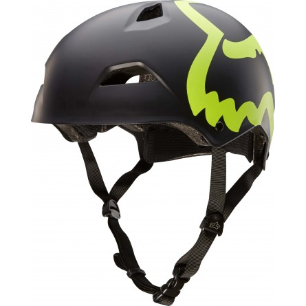 Fox | Flight Eyecon MTB Helm Flo Zwart Geel