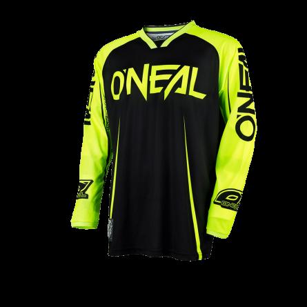 O'neal   Element Blocker MTB Shirt Zwart / Fluo