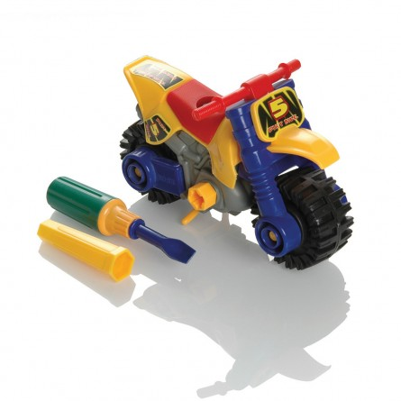 Booster | Motor met gereedschap speelgoed
