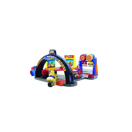 Booster | Racebaan speelgoed