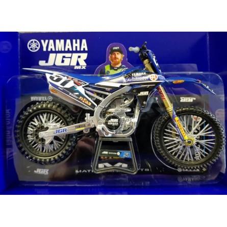 Yamaha | Schaalmotor Justin Barcia 450 F