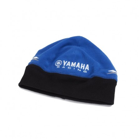 Yamaha | Paddock Blue omkeerbare fleece beanie voor kinderen
