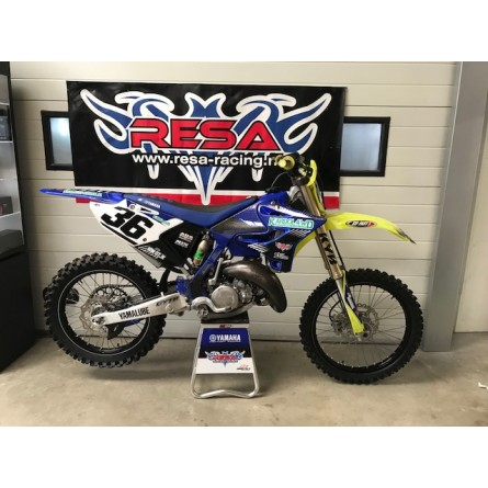 Yamaha | Crossmotor YZ125 2016