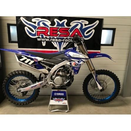 Yamaha | Crossmotor YZ250F 2018